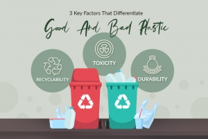 3 Key Factors That Differentiate Good And Bad Plastic