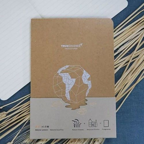Paper Notebook Earth