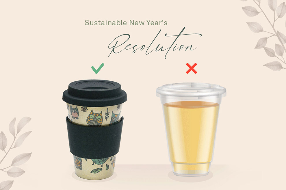 Choose Reusable Over Plastic Water Bottles or Cups?