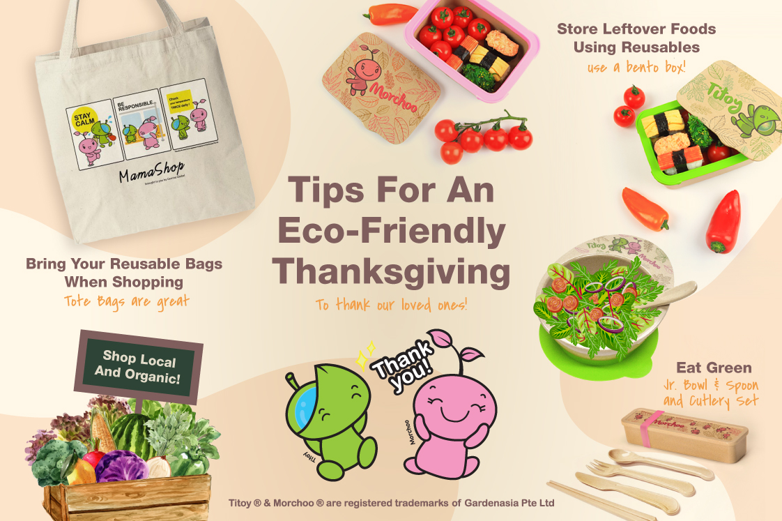 Tips for an Eco-Friendly Thanksgiving